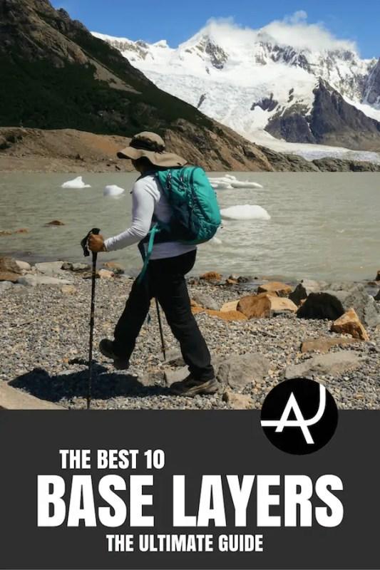 best hiking best layer