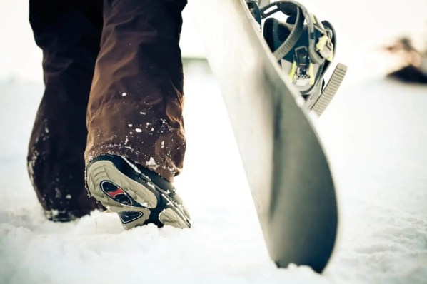 ideal snowboading boots