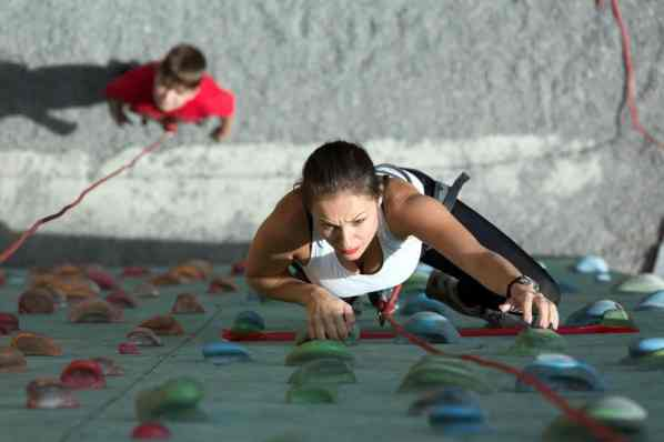 ideal climbing hangboard