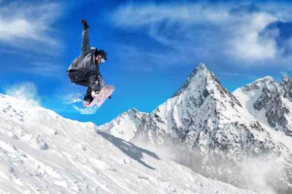 ideal snowboards for skiing