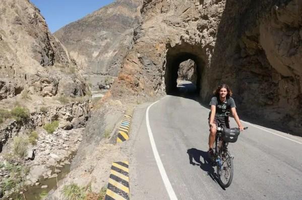 Canon del Pato Antonio leaving tunnel (1 of 1)