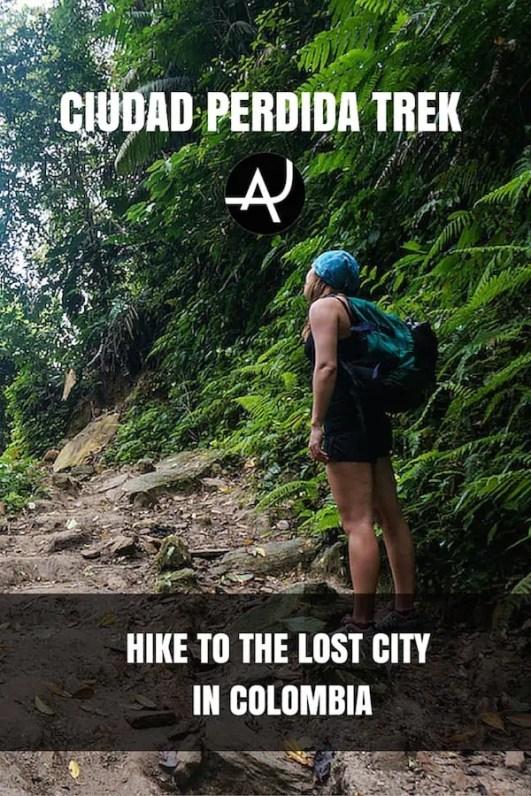 Ciudad Perdida Trek in colombia