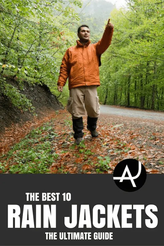 Top 10 Best Rain Jackets For Hiking of 2017