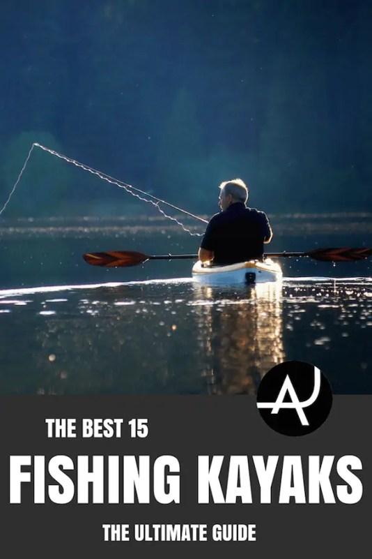 Top 15 best fishing kayaks of 2017 the adventure junkies for Best fishing kayak 2017