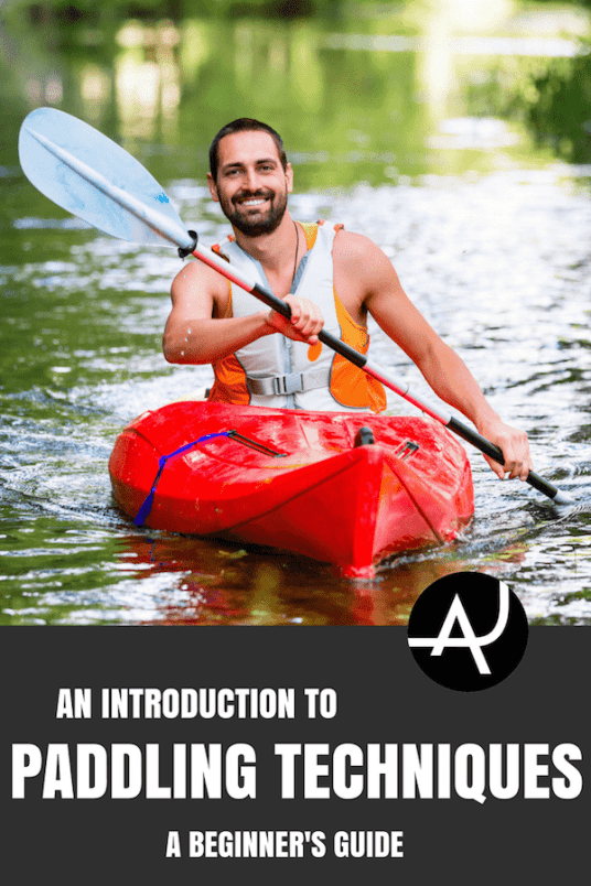 Kayak Paddling Technique