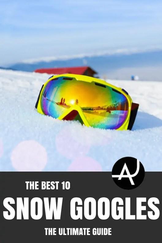 best goggles v1b8  Best Ski Goggles