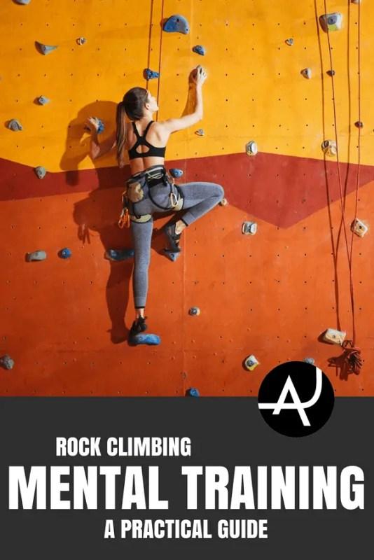 Rock Climbing Mental Training