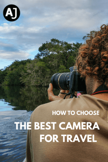 How To Choose The Best Camera For Travel
