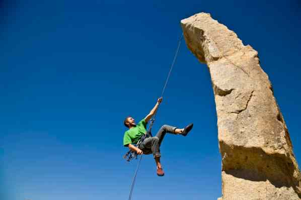 rappelling how-to's