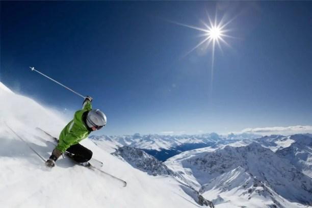 ways to turn on skis