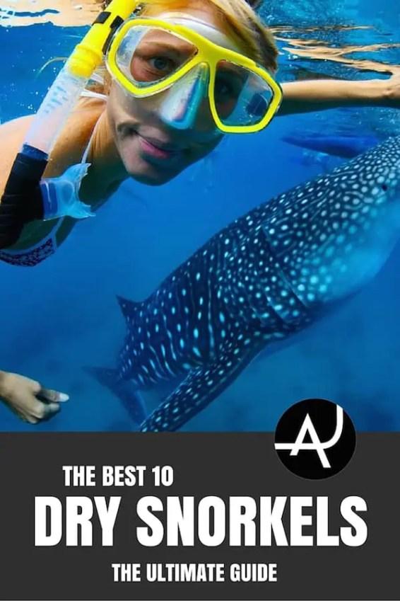 best snorkels for scuba diving