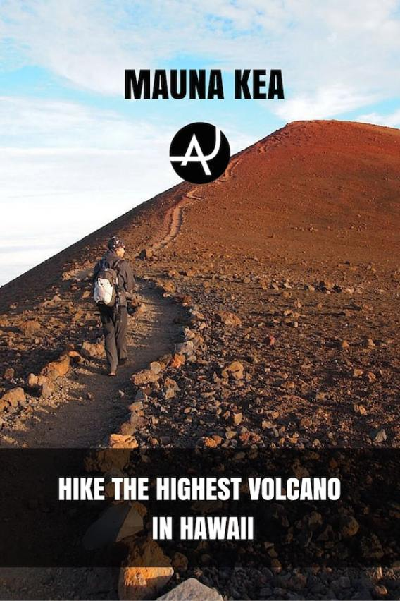 Mauna Kea Volcano Climb
