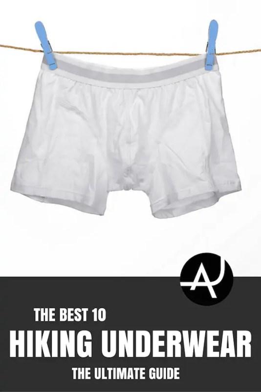 best underwear to wear for hiking