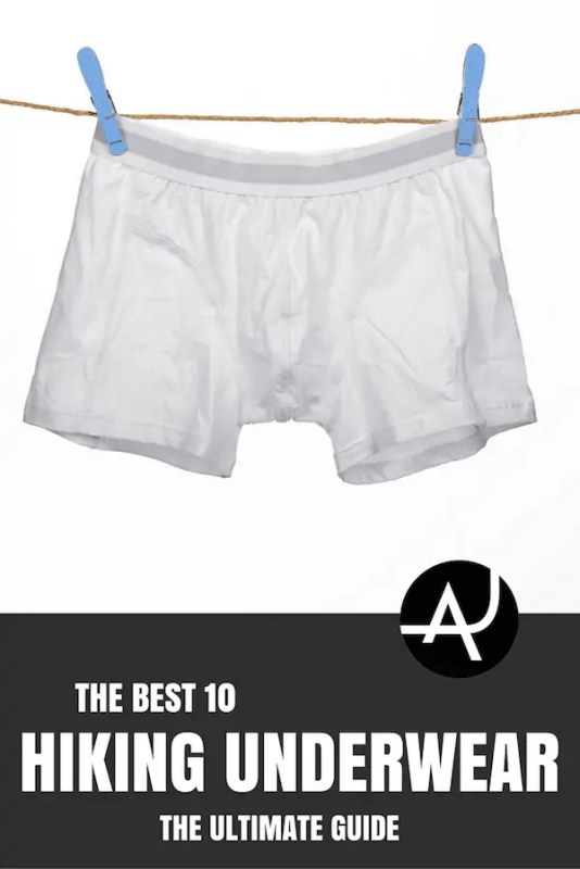 best underwear to wear for hiking