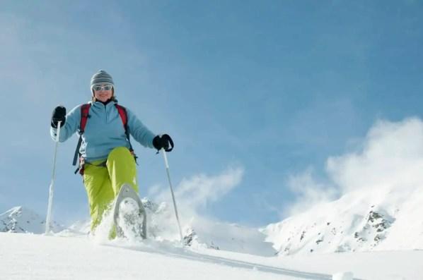 beginner tips for snowshoeing