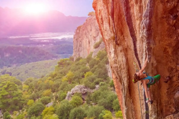 how to use anchors for sport climbing