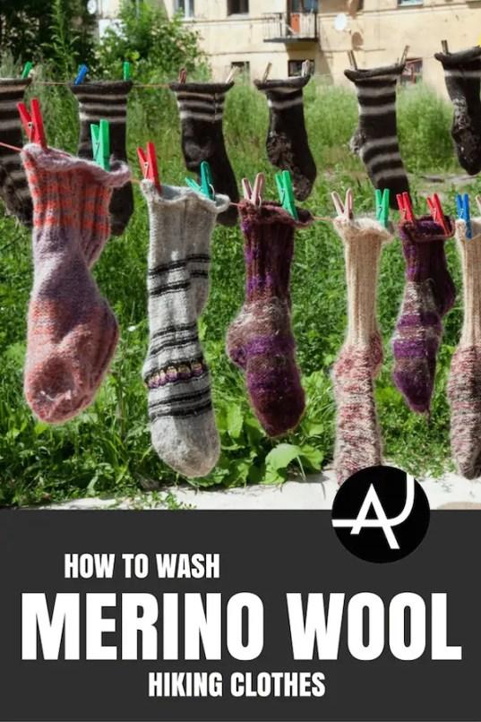 merino wool washing guide