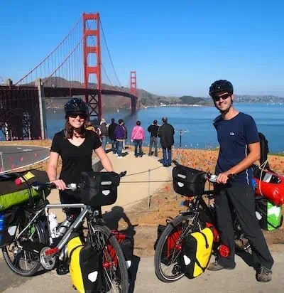 choosing panniers for bicycle touring
