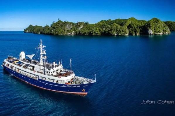 Palau liveaboard reviews