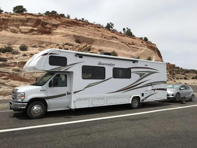 Utah RV The Adventure Travelers