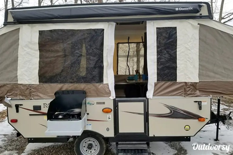 2018 Forest River Rockwood Freedom RV Rental Chicago