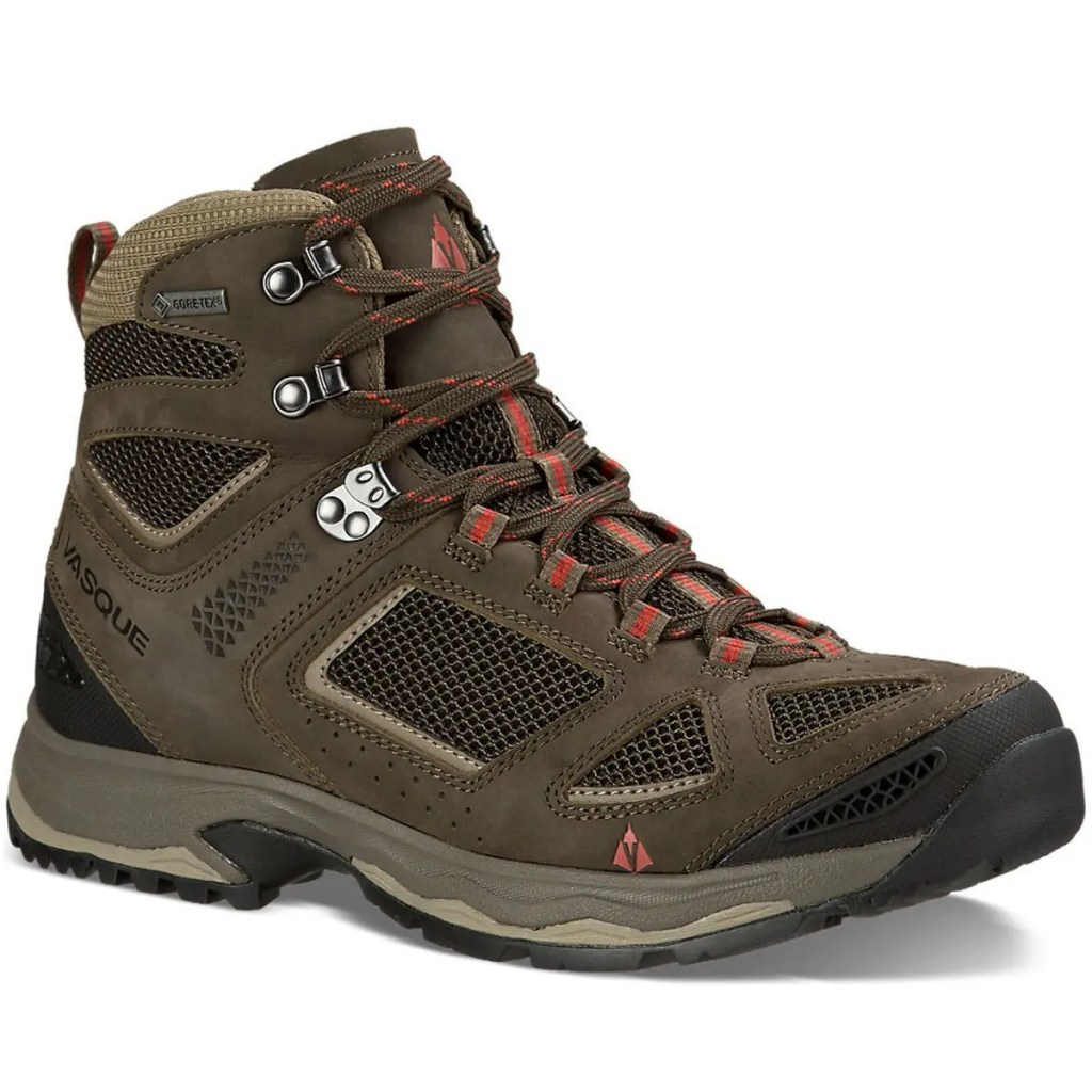 Vasque Mens Breeze III GTX Hiking Boot The Adventure Travelers