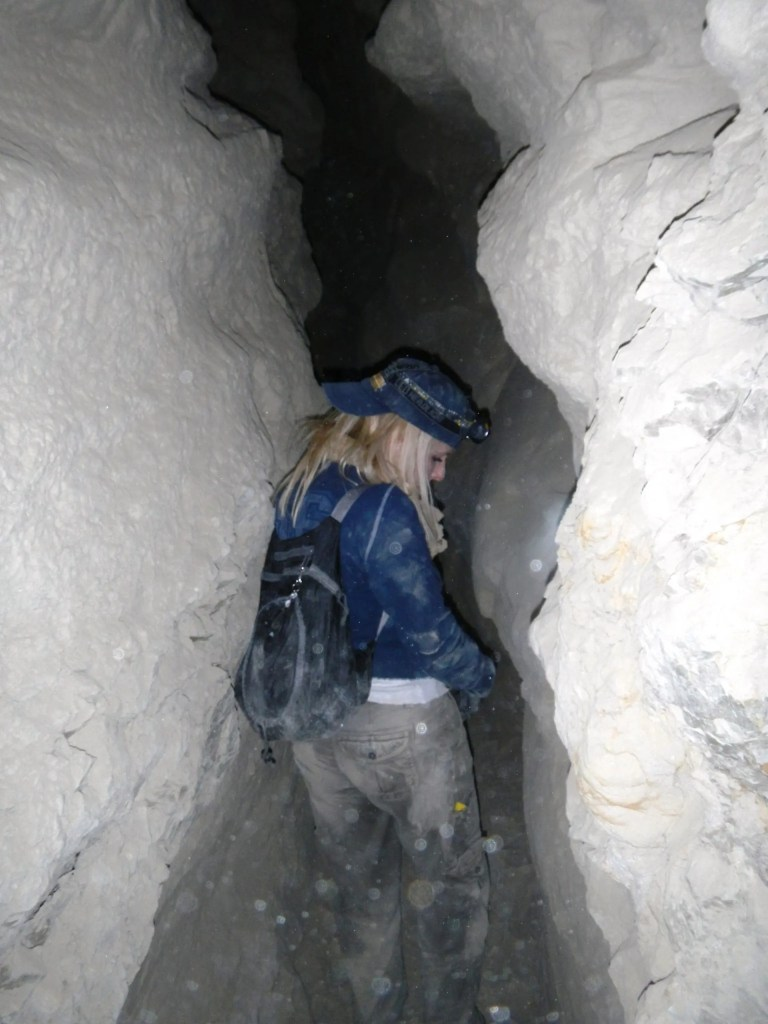 Mud Cave Melissa The Adventure Travelers