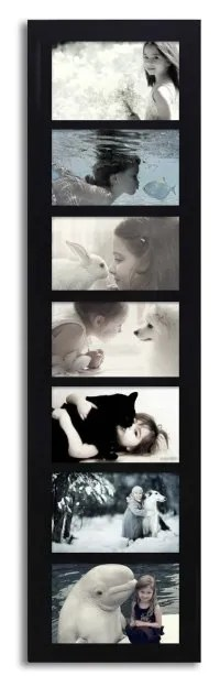 A Wood Hanging Picture Photo Frame offers both vertical and horizontal hanging options, and is a lovely way to remind your loved one that he or she is ...
