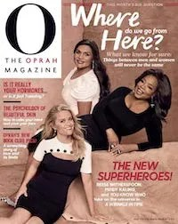 Oprah breast cancer gift ideas
