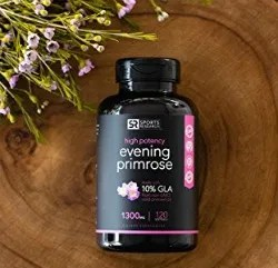 premenstrual syndrome Evening Primrose Oil PMS Relief