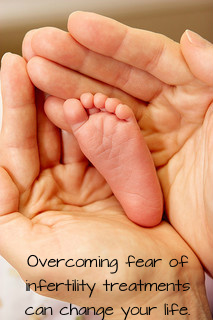 fear of infertility women