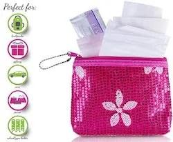 Menstruation Kit First Period Kit To-Go
