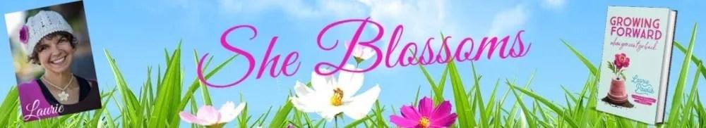 laurie pawlik kienlen she blossoms