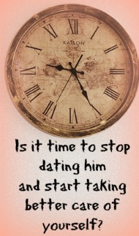 signs its time to stop dating him dating elementary school teacher