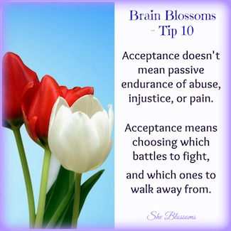 Brain She Blossoms Tip 10 accepting new seasons
