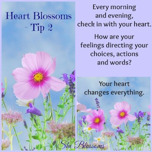 Heart She Blossoms Tip 2