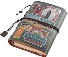 Travel Journals for Solo Pilgrimages or Group Treks