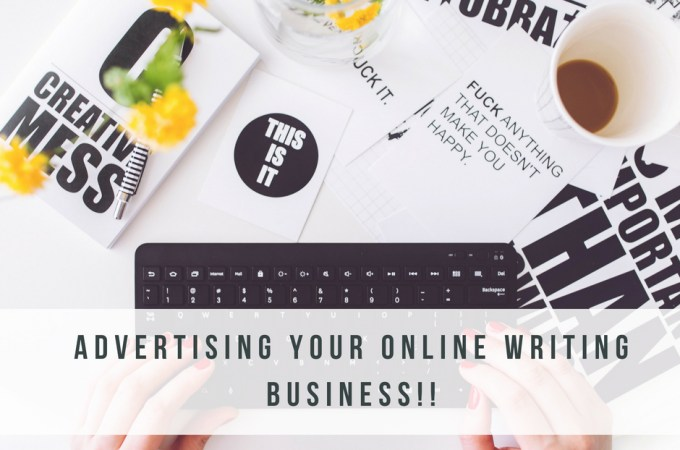 Where can I advertise my Online Writing Business?