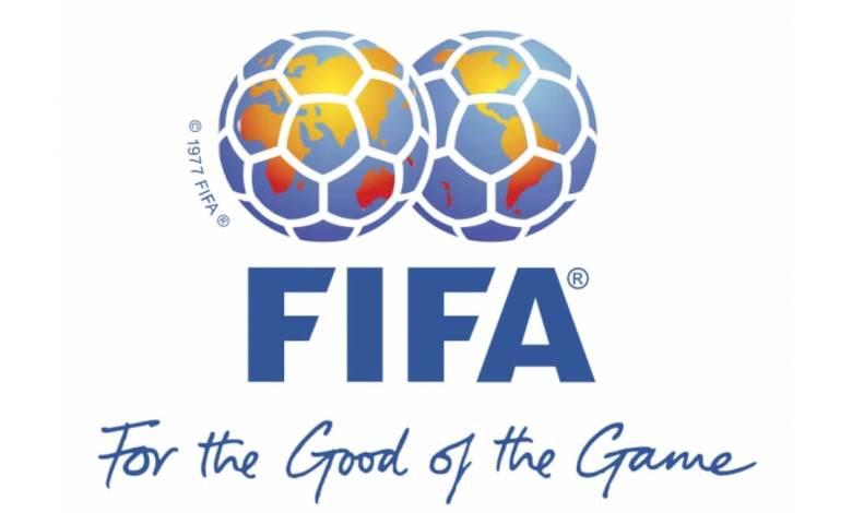 Official FIFA logo