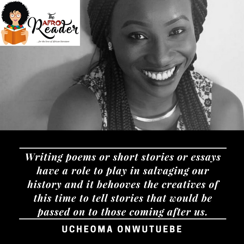 Conversations With Ucheoma Onwutuebe