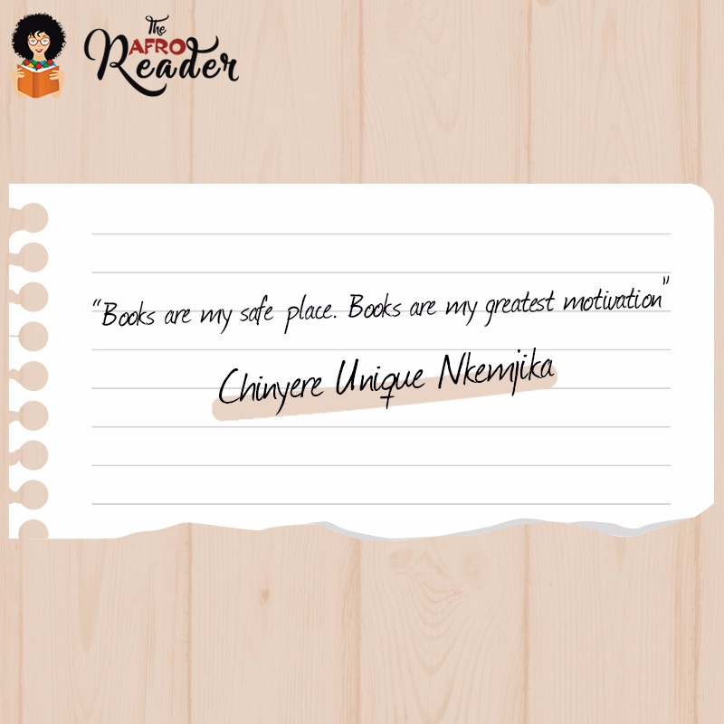 My Book Affair - Chinyere Unique Nkemjika