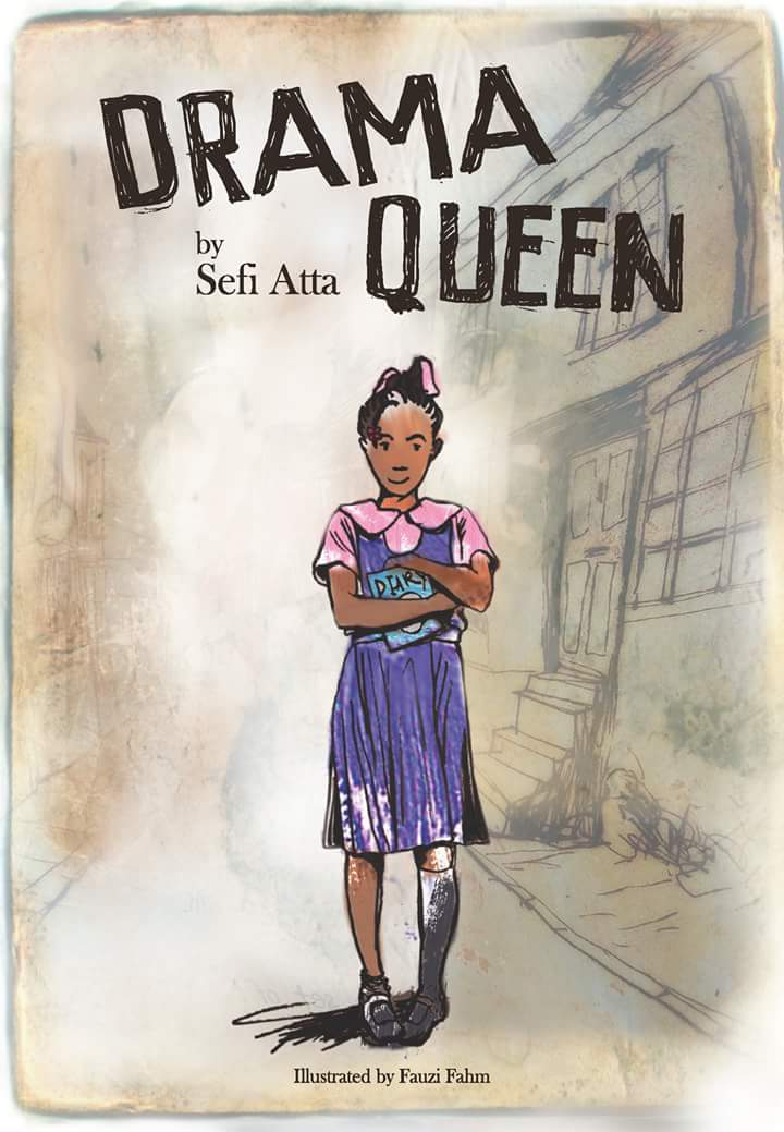 "SEFI ATTA RELEASES NEW BOOK - ""DRAMA QUEEN!"""
