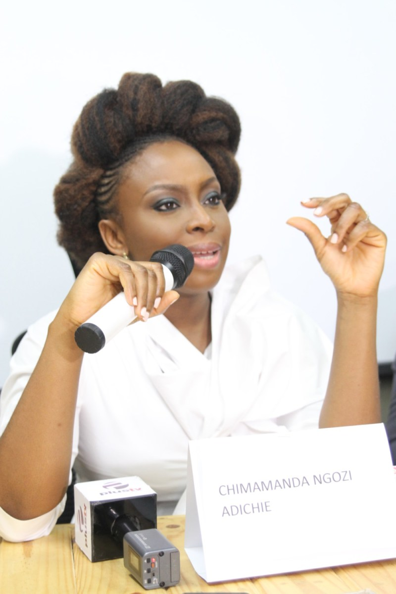 CHIMAMANDA NGOZI ADICHIE IS BACK WITH HER CREATIVE WRITING WORKSHOP