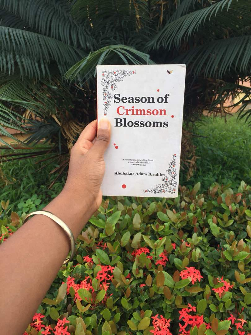 A Book Review : Season of Crimson Blossoms by Abubakar Adam Ibrahim