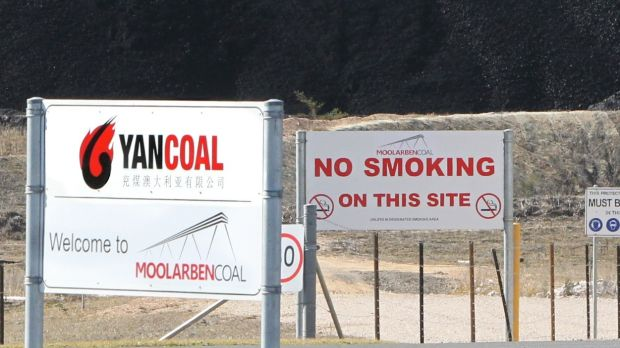 Yancoal Australia has won FIRB approval for $US2.5b coal mine buy