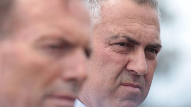 Changing PM could benefit The Liberal Party: Tony Abbott and Treasurer Joe Hockey.