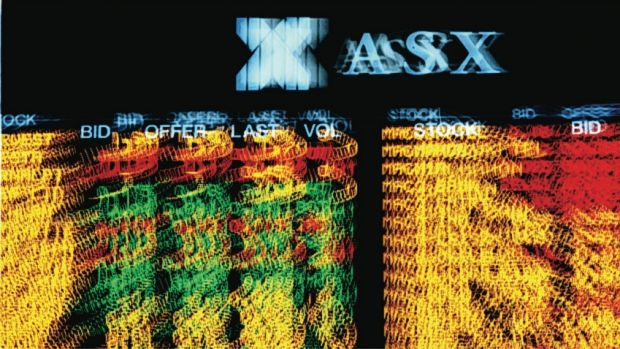 The ASX 200 index took a big step back from the 6000-point mark on Wednesday.
