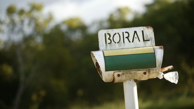 """The building materials sector - specifically the two majors Adelaide Brighton and Boral - are """"well positioned to ..."""