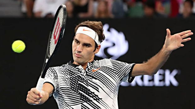 Image result for Australian Open: Roger Federer's Theory of Everything that explains early exits