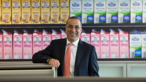 Former Murray Goulburn managing director Gary Helou faces prosecution by the ACCC.